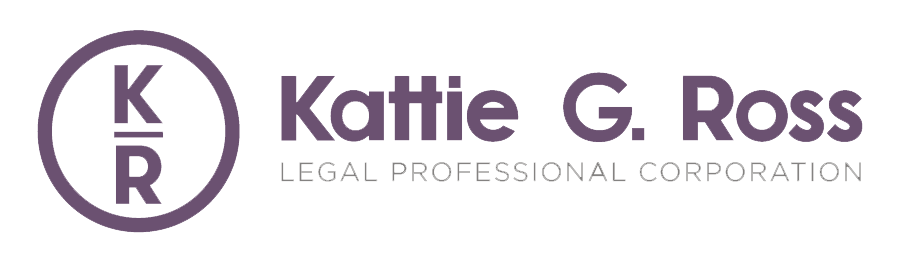 Kattie G. Ross Legal Professional Corporation Logo, Family Law & Mediation in Cobourg, ON